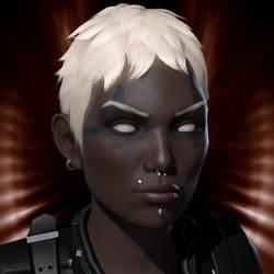 Eve Online Capsuleer by bastler