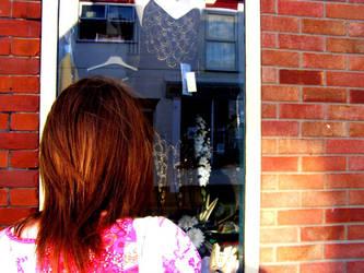 Window Shopping by Gingerblokey