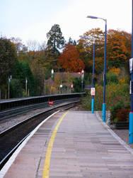 Platform Two by Gingerblokey