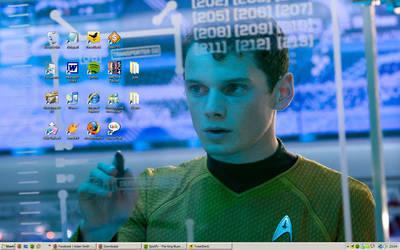 Desktop May 2009 by Gingerblokey