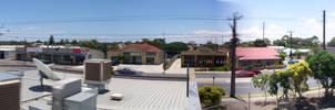 Grange Rd Frederick Rd Rooftop by Badooleoo