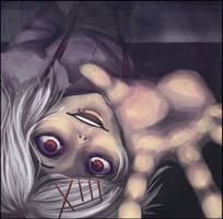 Tokyo Ghoul - Suzuya Juuzou by IDeathhoundI