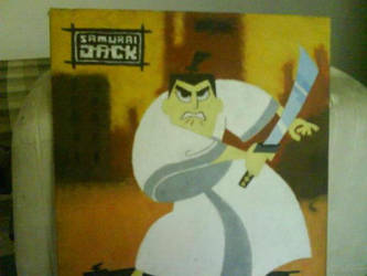 Samurai Jack by Shabihu