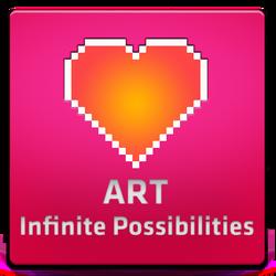 ART - Infinite Possibilities by Shabihu