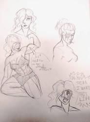 Concept sketchdump by Ahura98