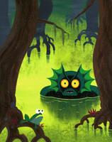 Mer Swamp by pumml