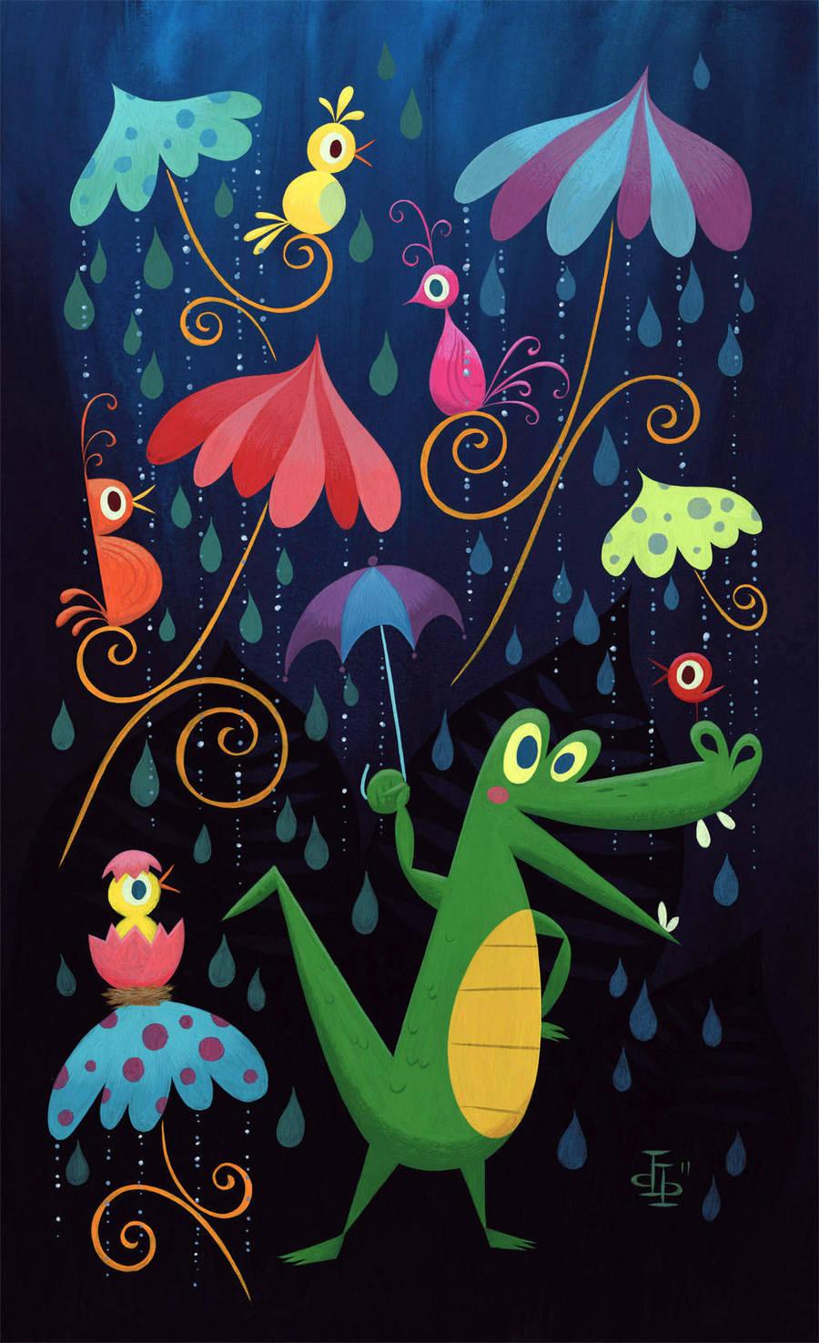 Rainforest by pumml