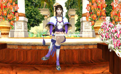 Xianghua: Sitting In Paradise by Stylistic86
