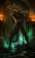 Beast Captain by JohnoftheNorth