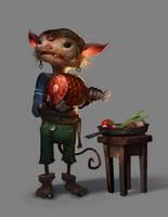Ham by JohnoftheNorth