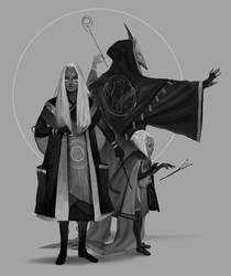Family by JohnoftheNorth
