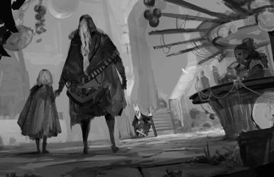 To Market by JohnoftheNorth