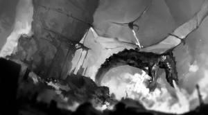 Dragons by JohnoftheNorth