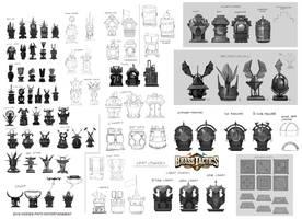 Brass Tactics - Keep Upgrades Compilation by JohnoftheNorth