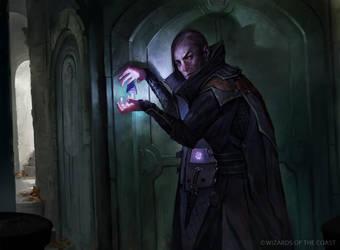 Magic the Gathering - Passwall Adept by JohnoftheNorth