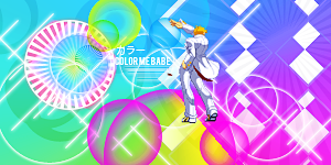 Color me babe by Klydee