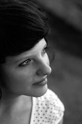 Black and white Beauty. by trzezwa