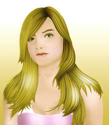 Polaina's Girl - Angela by WraShadow