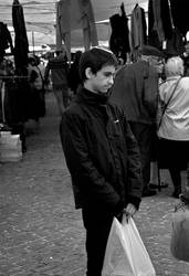 Street Photography - Market-Place by WraShadow
