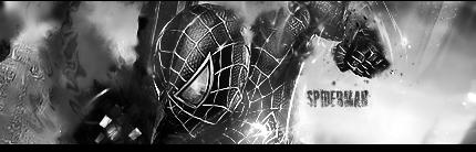 Spiderman signature by PeTe-SaJmoN