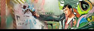 Vectoron signature_NEW STYLE by PeTe-SaJmoN