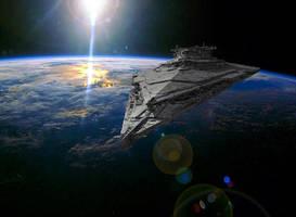 Star Destroyer by MoRoom