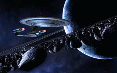 Galaxy Class Starcruiser by MoRoom
