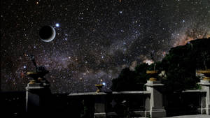 Night of Stars by MoRoom
