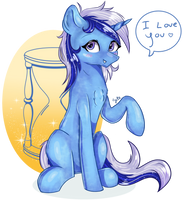 [YCH COM] Minuette by Ilynalta