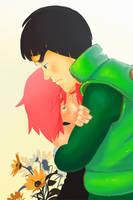 For you -LeeSaku by ragweed
