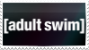 Adult Swim Stamp 2 by gillcat