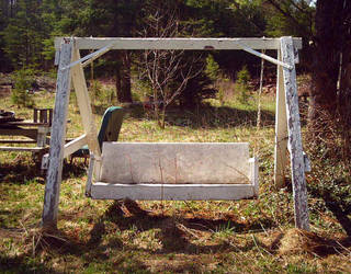 Old Swing I by Jenna-RoseStock