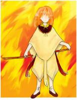 Spread Your Fire xD by MonikaxD