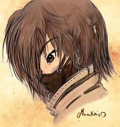 Abi-chan by MonikaxD
