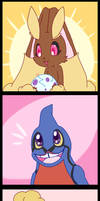 The baby is here! by Kikulina