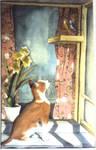 painting by AmberHollinger