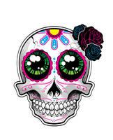 Muerto Sticker by incrediblejeremy