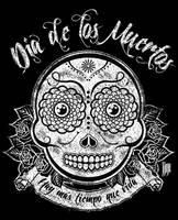 Dia de los Muertos T-Shirt by incrediblejeremy