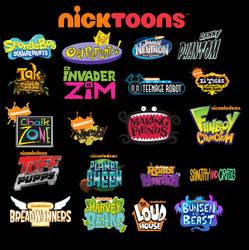 My Favorite Nicktoons Tribute. by NickBurbank579