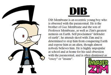 Bio: Dib by NickBurbank579