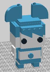 BrickHeadz: Jenny by NickBurbank579