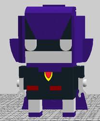 BrickHeadz: Raven by NickBurbank579