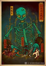Death's choice ( Print version) by xiaobaosg