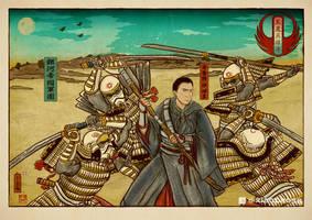 The Spiritual Warrior by xiaobaosg