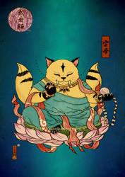 Kirara by xiaobaosg