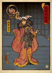 Sorceress Queen Rita by xiaobaosg