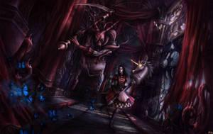 Royal rage by AliceYuric