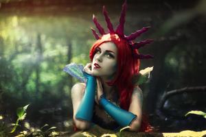 Mermaid - [ORIGINAL COSPLAY] (4) by AliceYuric
