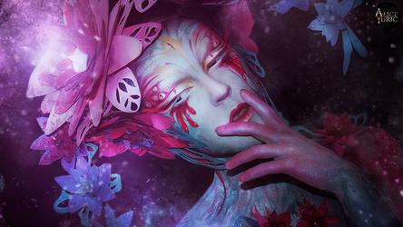 MAKEUP - [Goddess of Nature] NYX by AliceYuric