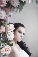 Tenderness of roses - [4] by AliceYuric